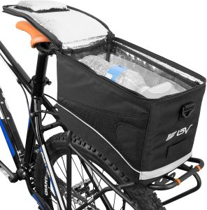 Bicycle Roswell Rear Seat Trunk Bag/Hand bag Review