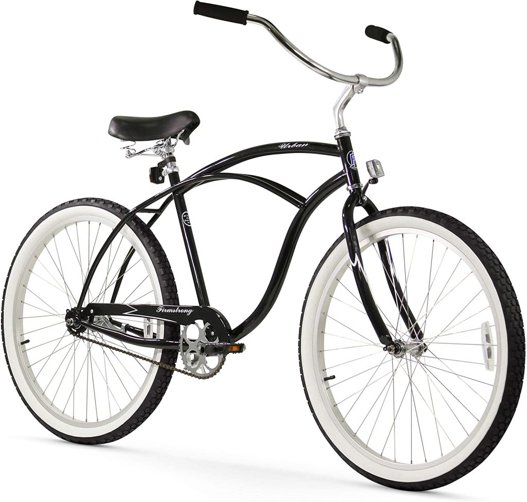 Classic Urban Commuter Single Bicycle