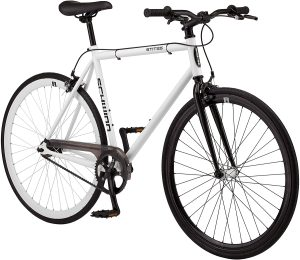 Schwinn Men Prelude Bicycle BB White