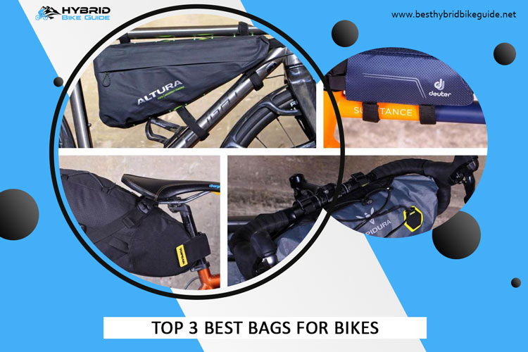 Top 3 Best Bags For Bikes