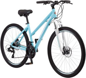 Bicycle with the Dual Support