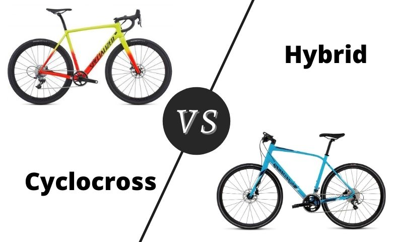 How To Choose Between A Cyclocross Vs. Hybrid Bike 2021