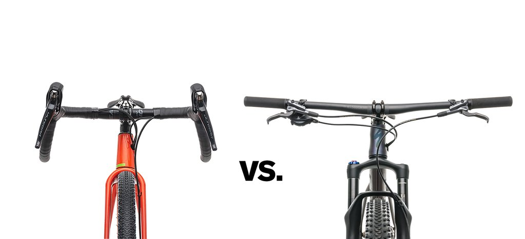 What is the difference between a gravel bike and a hybrid bike?