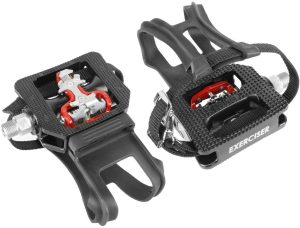 Bike Pedals with Indoor Compatibility - WPD-E003 by Wellgo