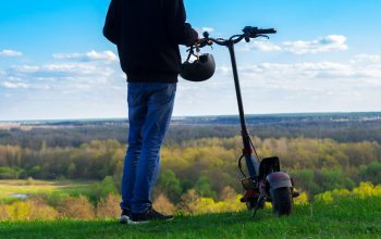 Best Electric Scooter For Climbing Hills 2021